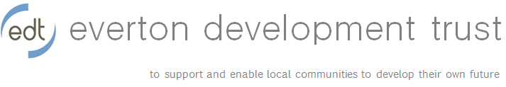 everton development trust Logo
